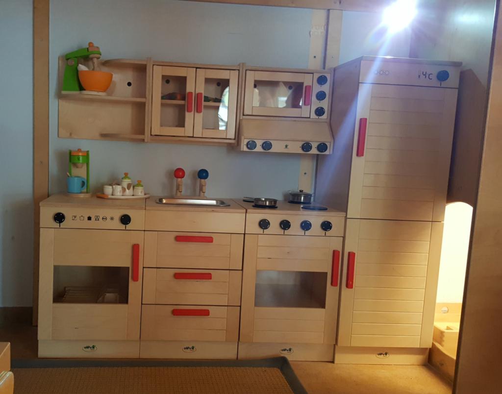 Mitteilung: Vier neue Kinderspielküchen [30.3.17] - Gemeinde Oftersheim