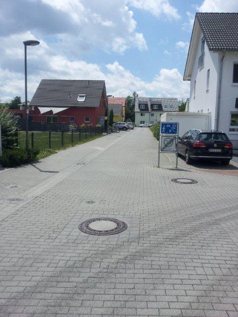 Mitteilung Verkehrsberuhigte Bereiche Und Spielstraßen 22812